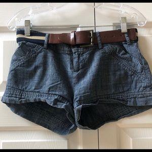 Forvwe 21 denim shorts medium
